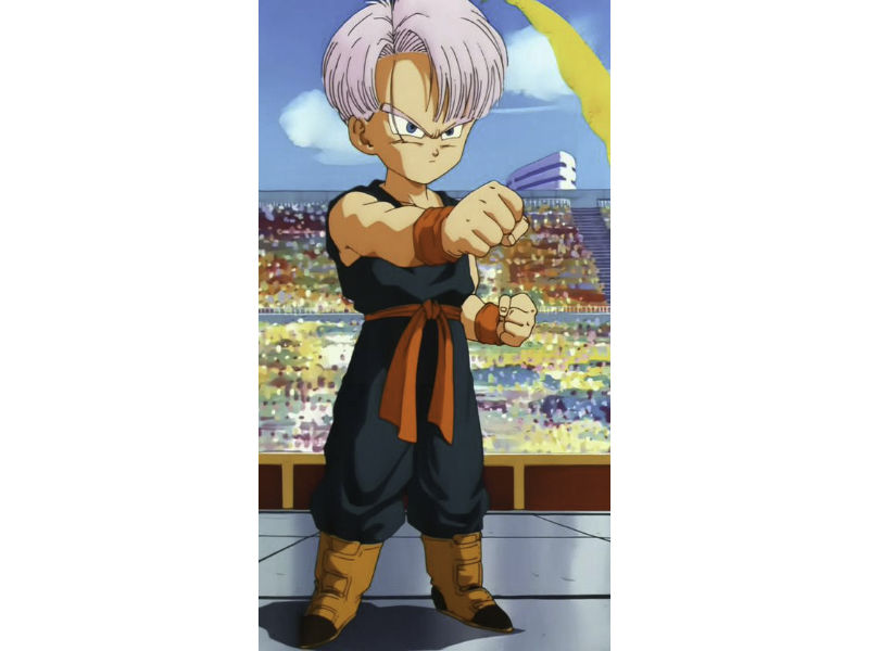 patrizia mottola ha doppiato trunks in dragonball